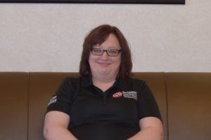 Secretary/Coordinator, Kim Foster