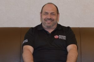 Service Director, Terry Janes