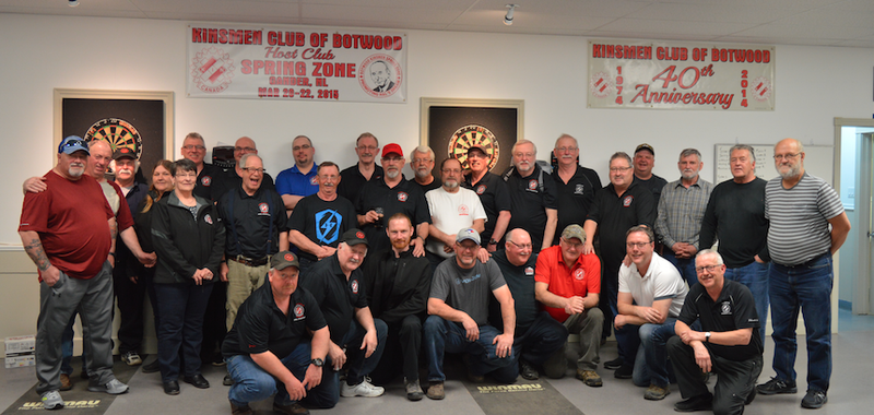 Botwood Dart Tournament 2018